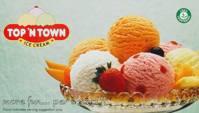 Top n town ice cream