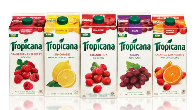 Tropicana, World's Top 10 Best Packaged Fruit Juice Brands 2019
