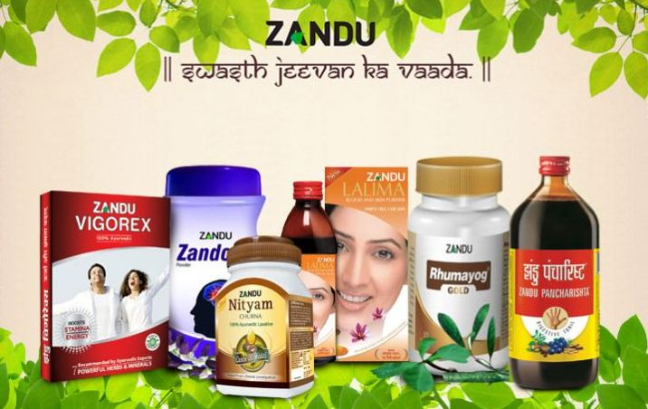 ZANDU PHARMACEUTICALS WORKS LTD