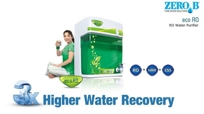 zero b, Most popular Water Purifier Brands in India 2019