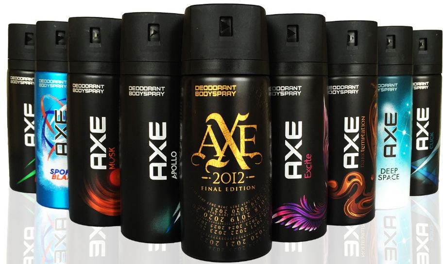AXE Top Most Deodorants For Men in The world 2017