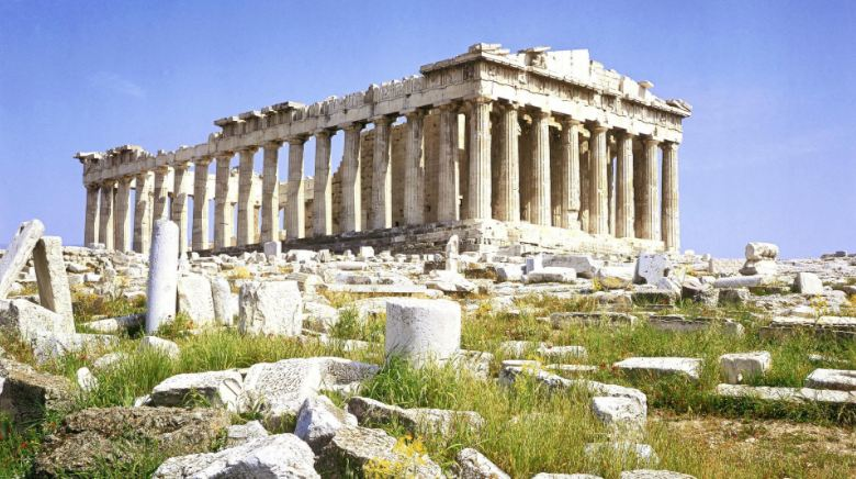 Acropolis, Greece Top 10 Historical Places in The World 2017