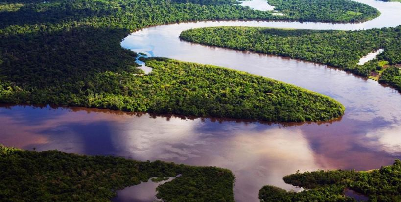 Amazon river Top 10 Longest Rivers in The World 2017