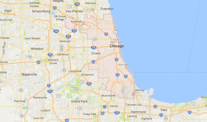CHICAGO Top Most Popular biggest cities in The World By Area 2018