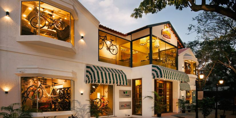 CICLO CAFÉ Top 10 Most Popular Restaurants in Chennai 2017