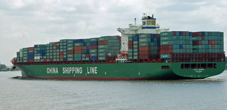 CSCL Top Popular Largest Shipping Companies in The World 2018