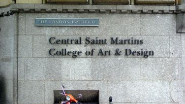 Central Saint Martin's College Top Most Fashion Designing Colleges 2017