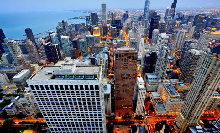 Chicago Top 10 Metropolitan Cities in The World 2017