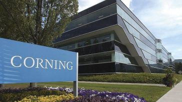Corning Inc. Top Most Popular Glass Manufacturing Companies in The World 2018
