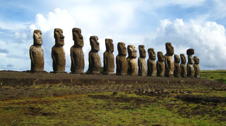 Easter Island, Chile Top Popular Historical Places in The World 2018
