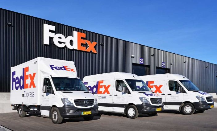 FedEx Top Popular Courier Services Companies in The world 2018