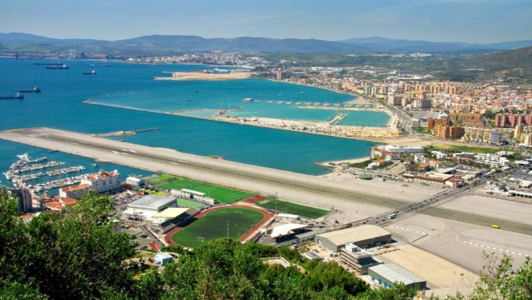 Gibraltar Top Popular Densely Populated States in The World 2018