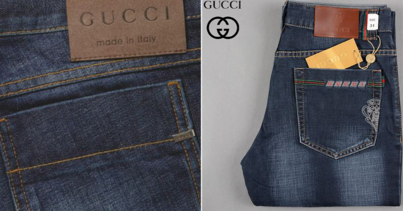 Gucci Top 10 Best Jeans Brands in The world
