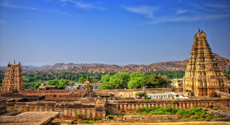 Hampi, Karnataka Top Popular Places To Visit In India 2018