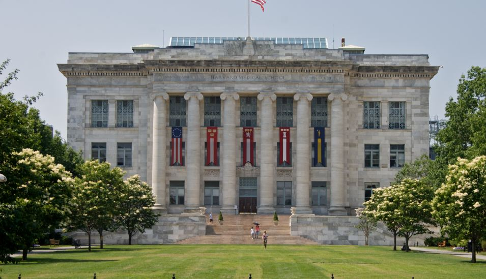 Harvard Medical School in Boston Top 10 Hospitals in The World 2017