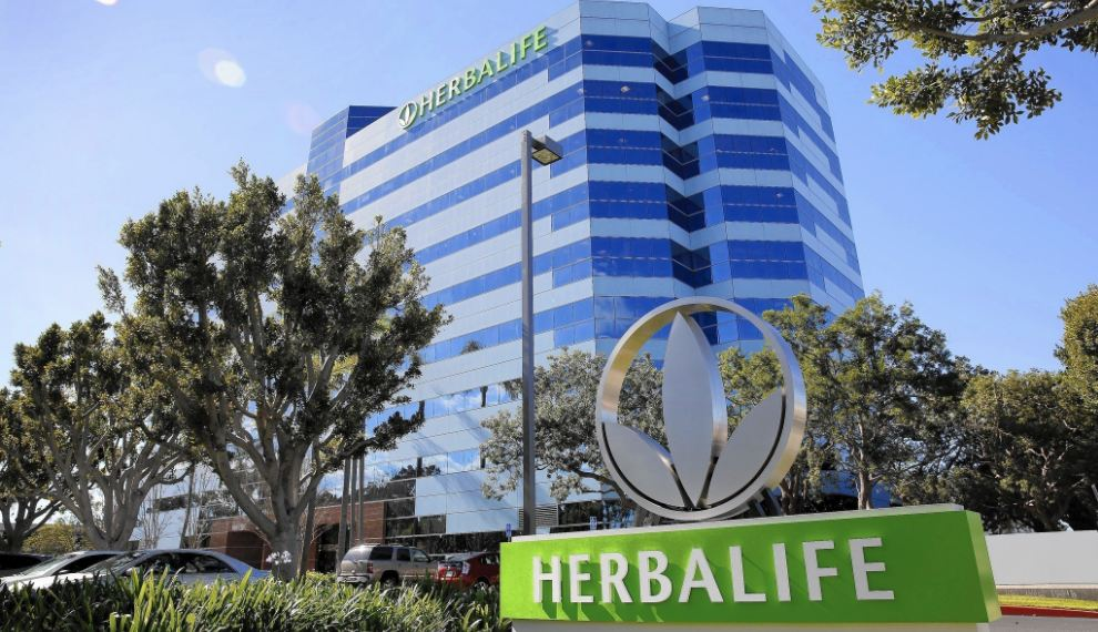 Herbalife Ltd. Top Popular Direct Selling Companies in The World 2018