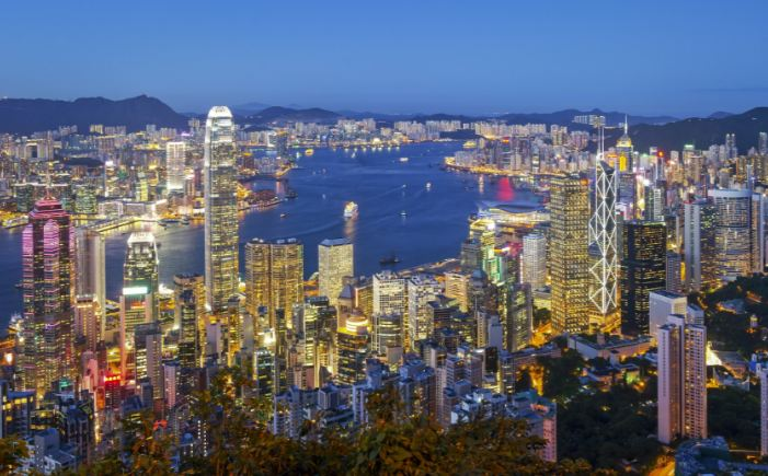 Hong Kong Top Most Famous Densely Populated States in The World 2018