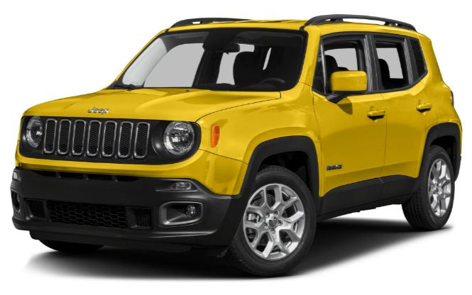 Jeep Renegade Latitude 4x4 Top Most Popular Compact SUVs in The World 2018