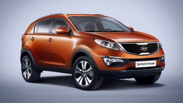 Kia Sportage Top Famous Compact SUVs in The World 2019