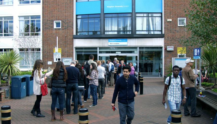 Kingston University Top Most Popular Fashion Designing Colleges 2018
