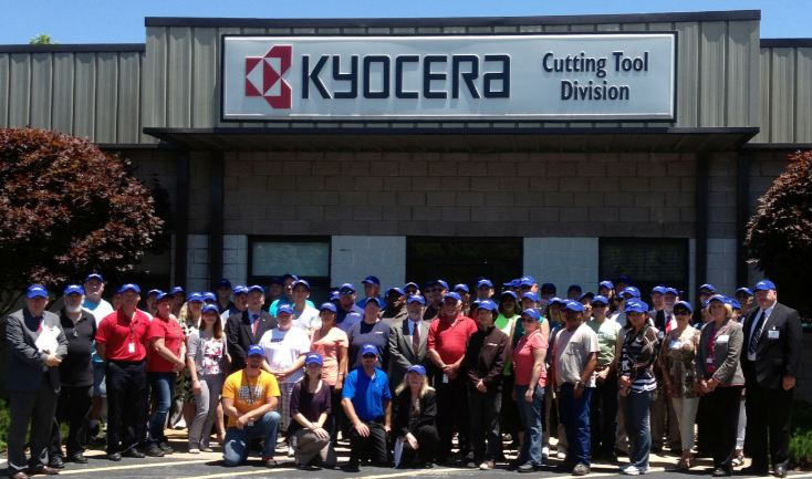 Kyocera Corp. Top Popular Glass Manufacturing Companies in The World 2018