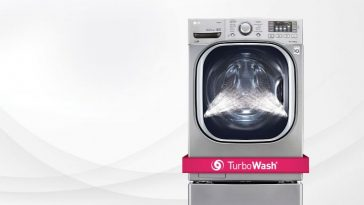 LG Top 10 Best Washing Machine Brands in The World