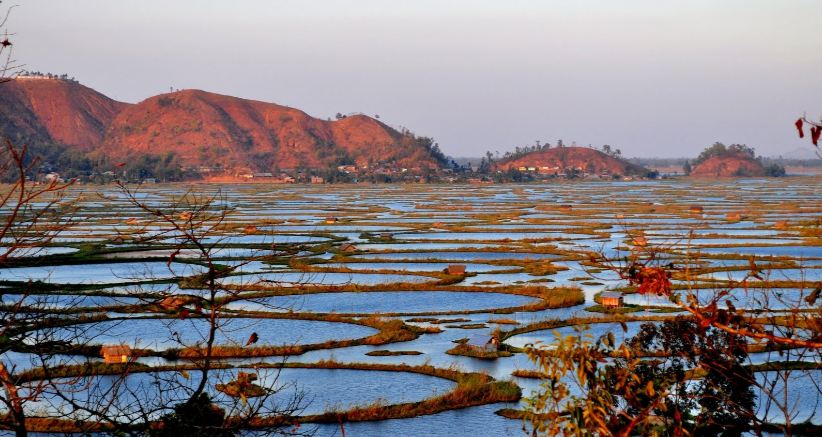 Loktak Lake, Manipur Top Most Beautiful Places To Visit In India 2018