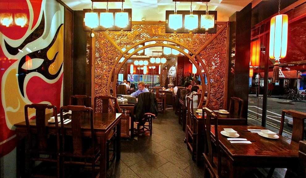 London - Bar Shu Top Most Chinese Restaurants in The World 2017