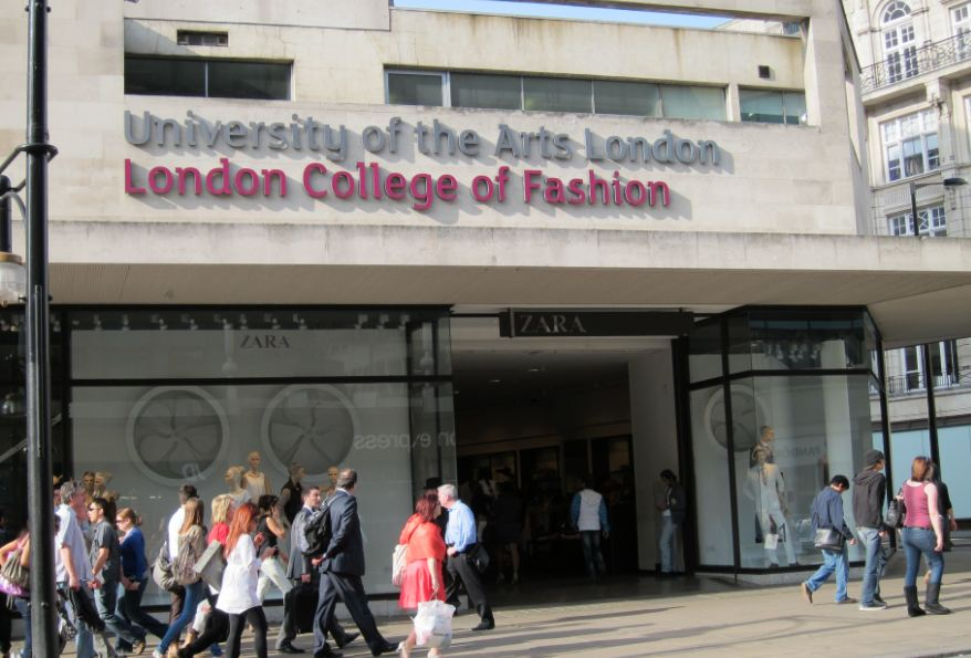 London College of Fashion Top Famous Fashion Designing Colleges 2019