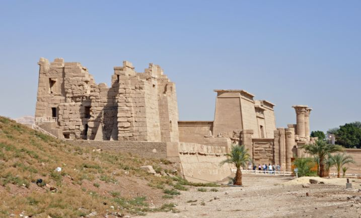 Medinet Habu, Egypt Top Popular Temples in The World 2018