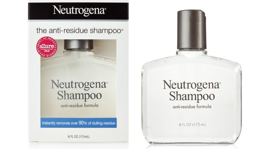 Neutrogena Top Most Popular Shampoo Brands in The World 2018