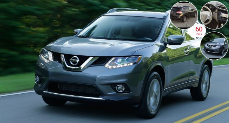 Nissan Rogue SL AWD Top 10 Best Compact SUVs in The World