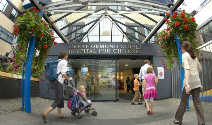Ormond Street Hospital in London UK Top Popular Hospitals in The World 2018