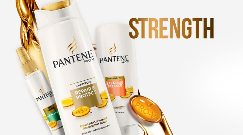 Pantene Top Famous Shampoo Brands in The World 2019