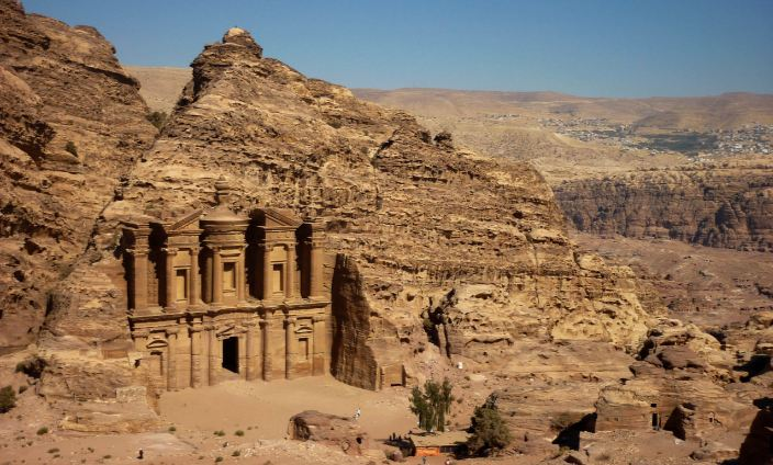 Petra, Jordan Top 10 Historical Places in The World