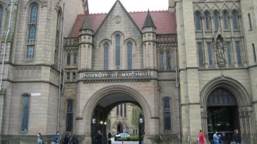 The University of Manchester Top Popular Distance Education Universities in The World 2018
