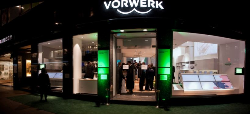 Vorwerk & Co. KG Top 10 Direct Selling Companies in The World