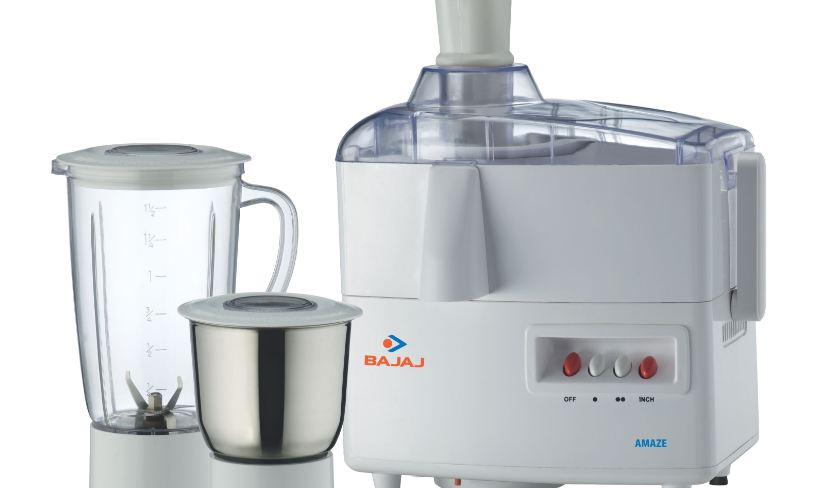 BAJAJ Top 10 Most Popular Mixer Grinder Brands in India 2017