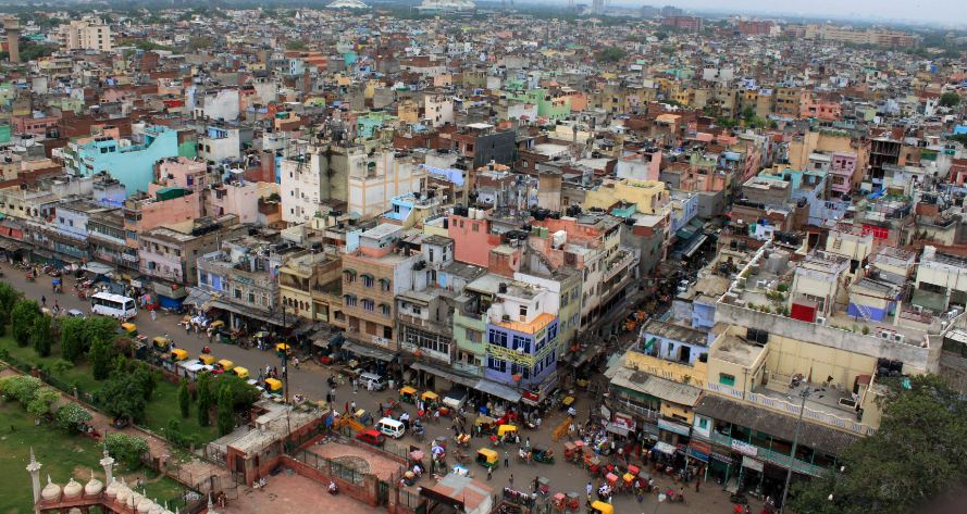 Most Populated Cities in India