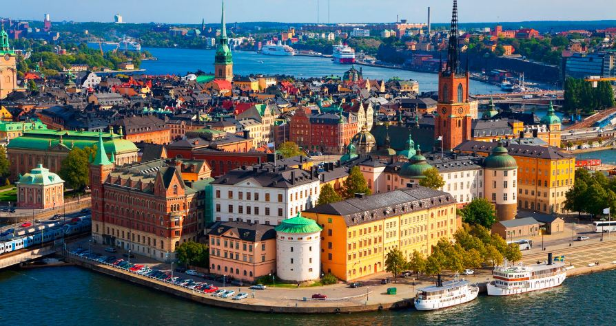 Denmark Top Most Popular Developed Countries in The World 2018