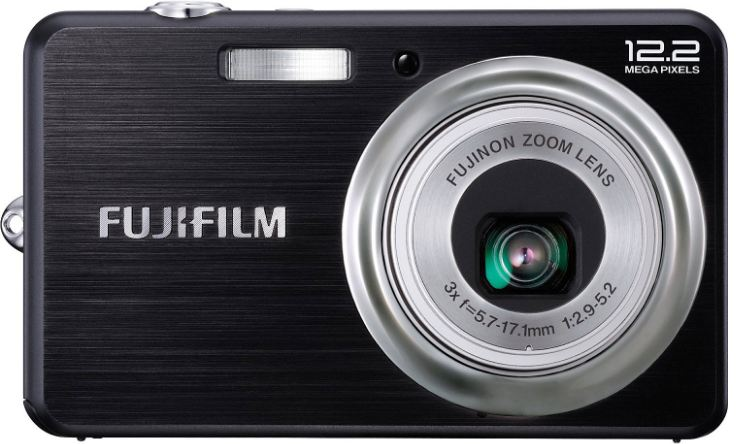 Fujifilm Top Popular Digital Camera Brands in India 2017