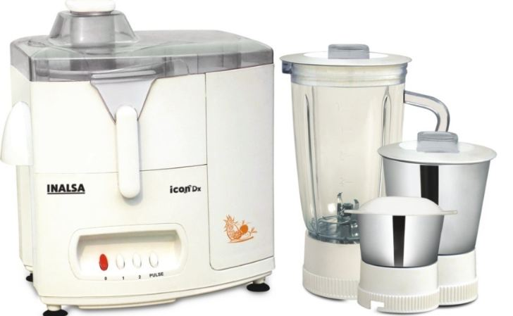 INALSA Top Most Selling Mixer Grinder Brands in India 2018