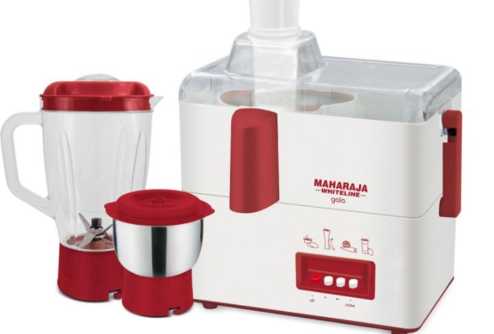 maharaja whiteline, Top 10 Best Selling Mixer Grinder Brands in India 2017