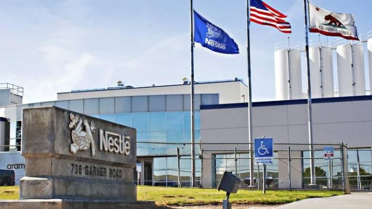 Nestle Top 10 Dairy Companies in The World