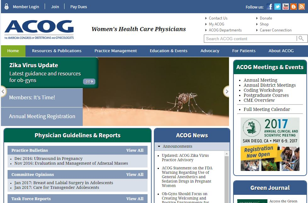 acog-top-10-most-popular-best-health-websites-2017