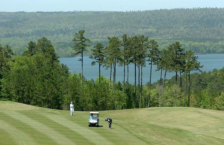 Alotian Club Top 10 Most Beautiful Golf Courses in The World 2017