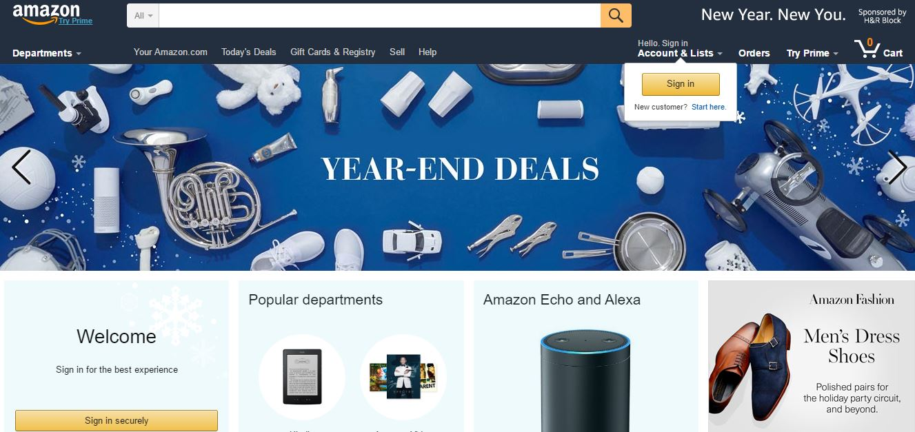 amazon-top-most-popular-best-electronics-websites-2017