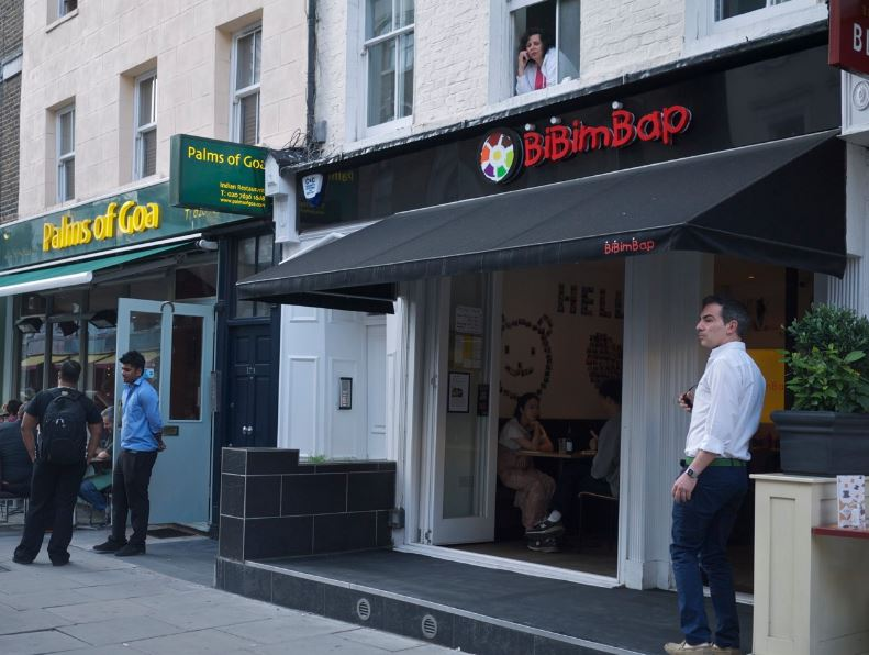Bibimbap Top Most Famous Cheapest Restaurants in London 2018