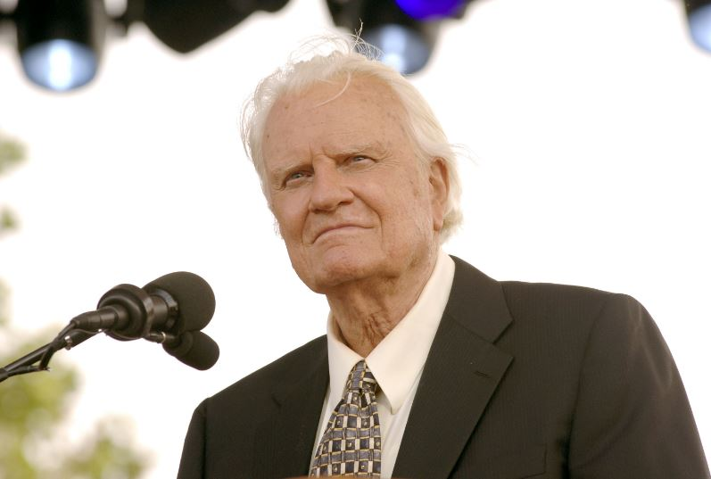 Billy Graham Top Most Famous Richest Preachers in The World 2017