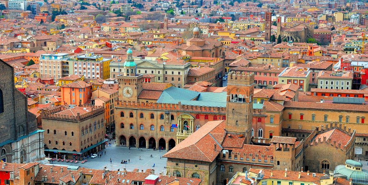 bologna, Top 10 Most Beautiful European Cities 2018